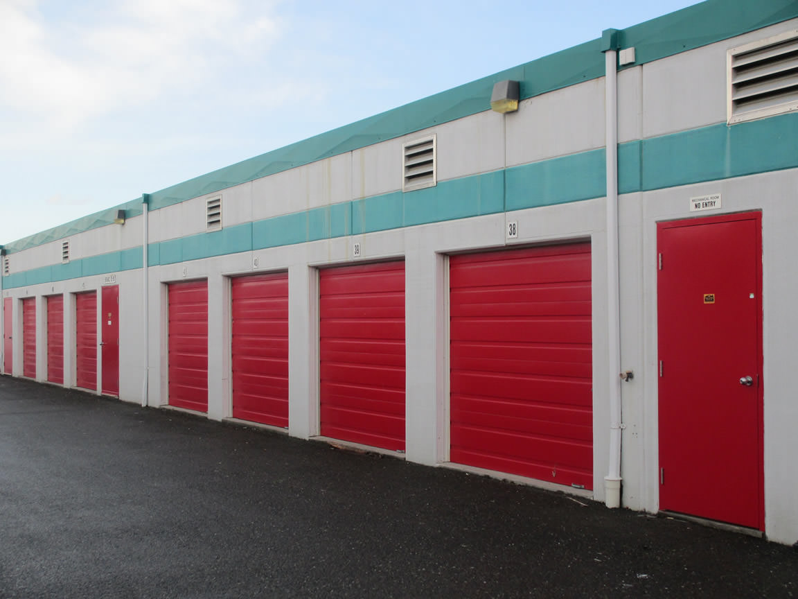 McGill Mini Storage in Kamloops