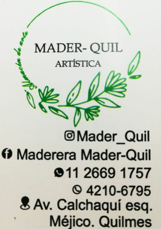 Mader-quil