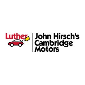 John Hirsch S Cambridge Motors Chevrolet Buick In Cambridge Mn 55008 Citysearch