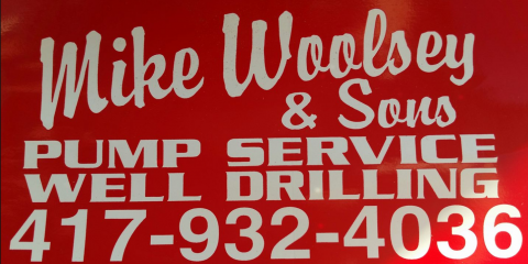 Mike Woolsey and Sons Pump and Well Service image 0