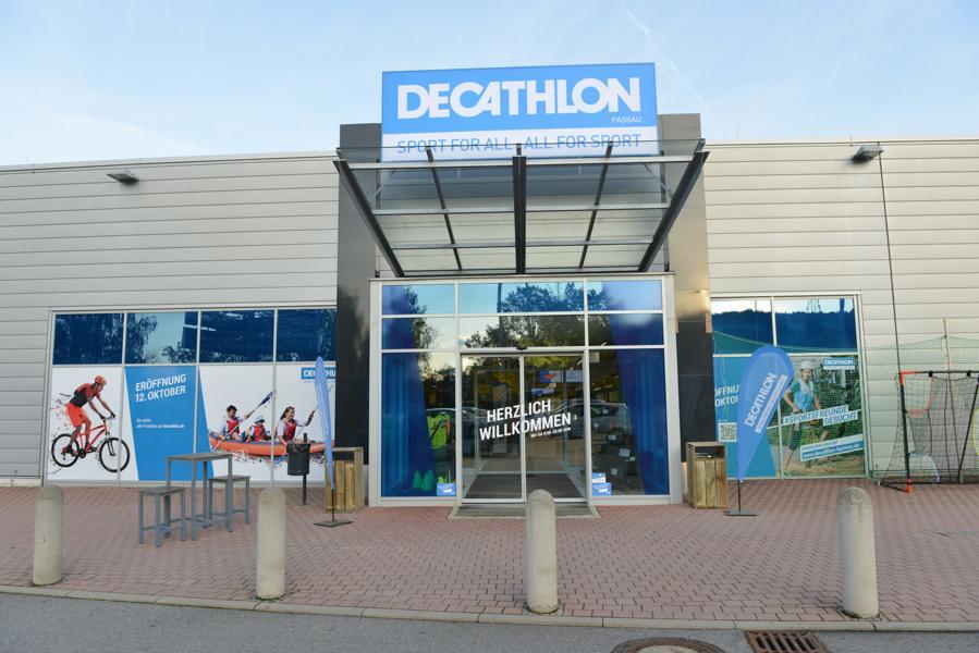 decathlon passau ffnungszeiten decathlon passau u ere spitalhofstra e. Black Bedroom Furniture Sets. Home Design Ideas