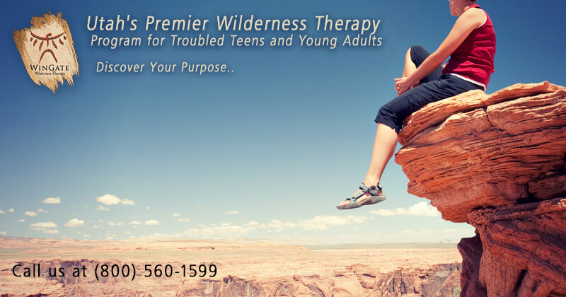 For troubled teens and transitional