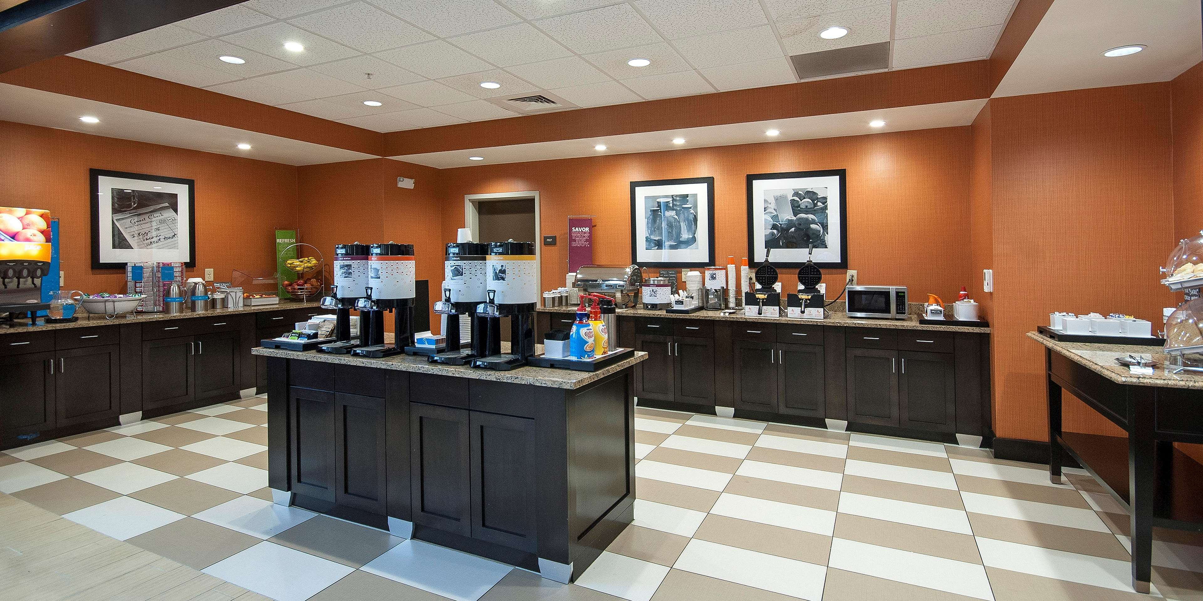 Hampton Inn & Suites Seneca-Clemson Area image 34