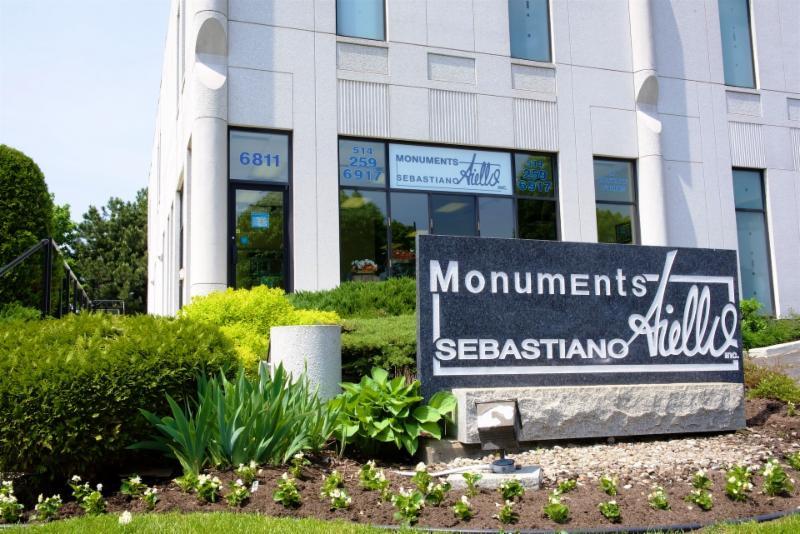Aiello Sebastiano Monuments Inc à Montréal