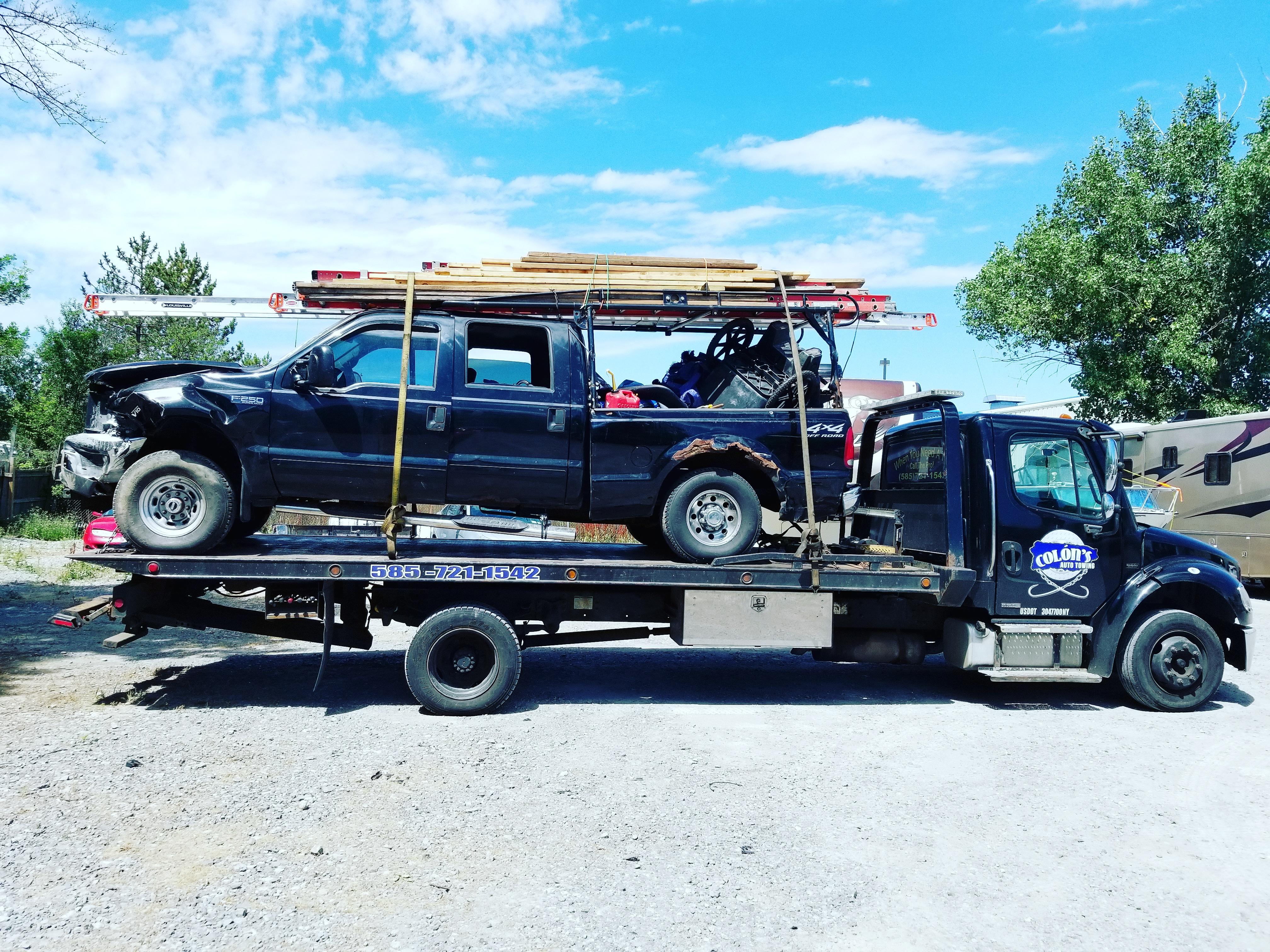 Colon's Auto Towing LLC image 2