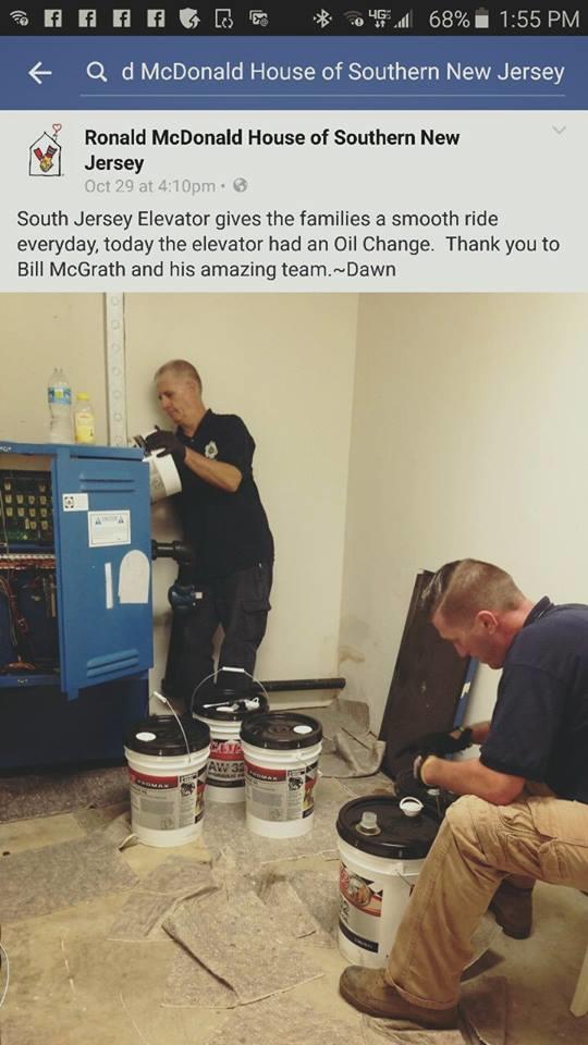 South Jersey Elevator, LLC image 0
