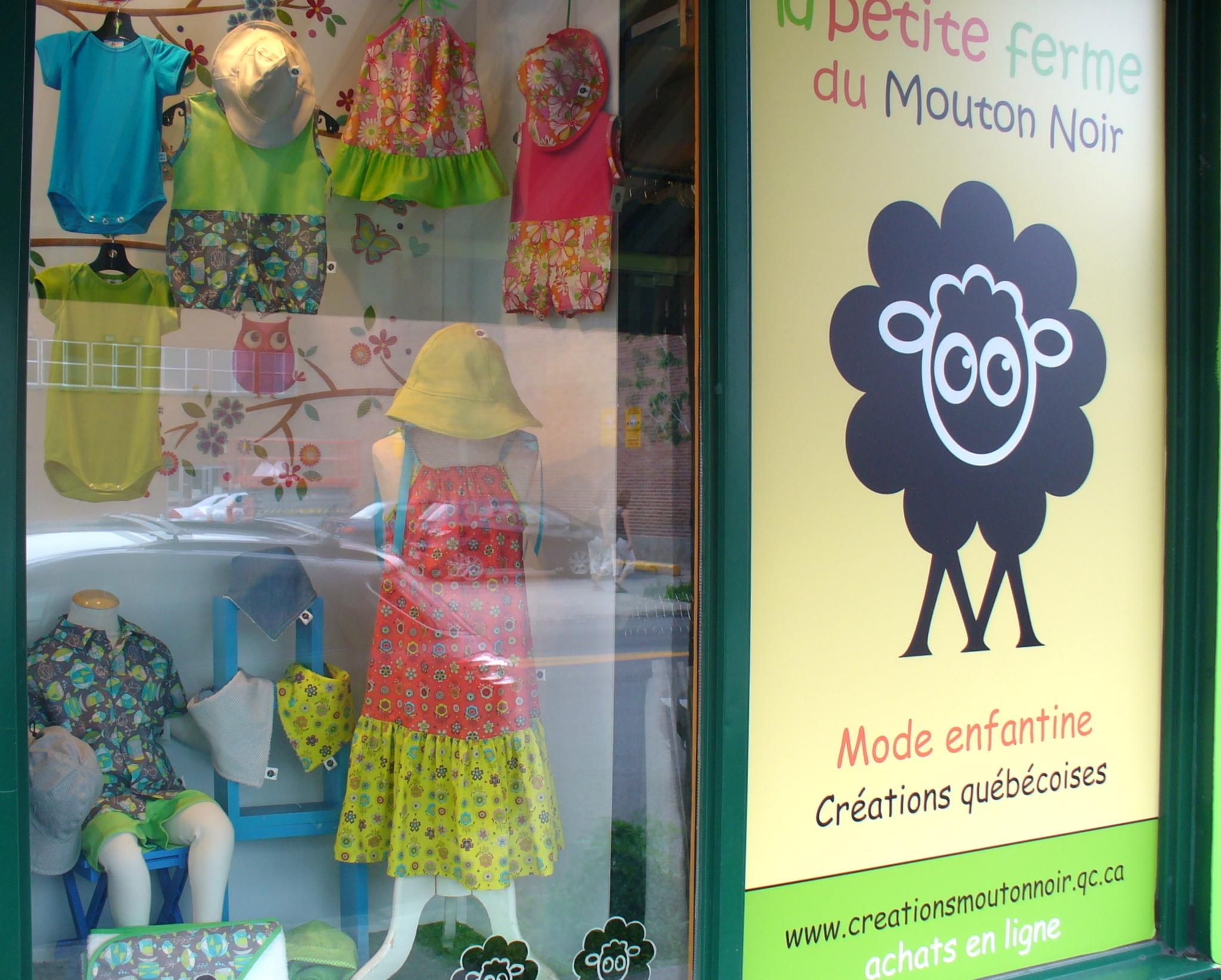 Boutique La Petite Ferme Du Mouton Noir à Montréal
