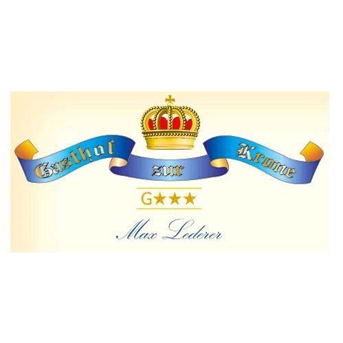 """Logo von Gasthof """"Zur Krone"""""""