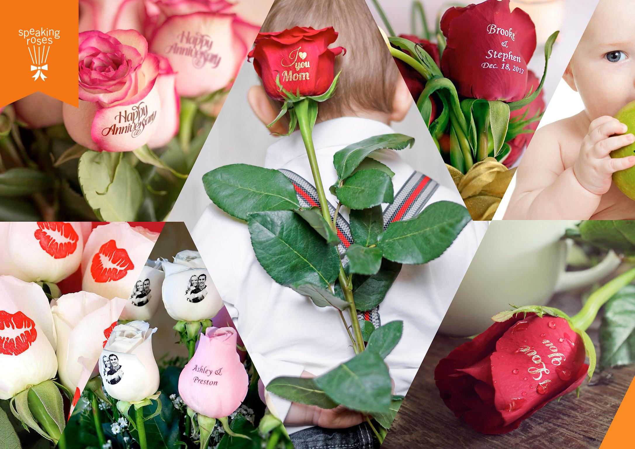 Speaking Roses International image 1