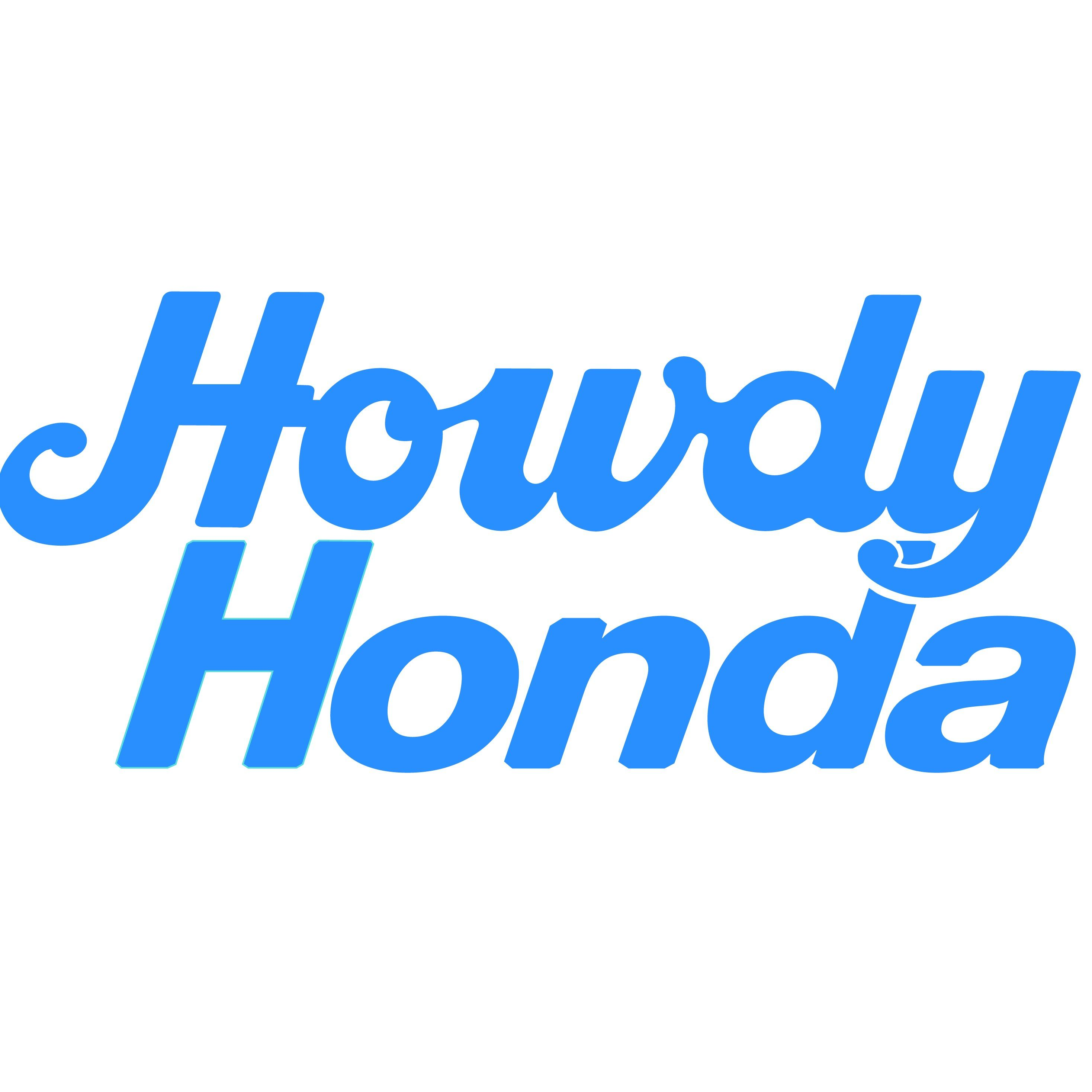 Howdy Honda