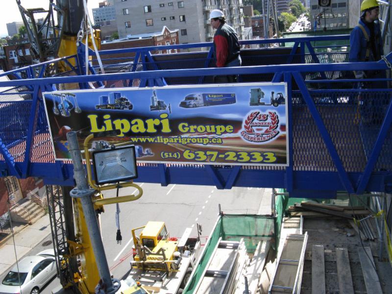 Lipari Transport Service à Pointe-Claire