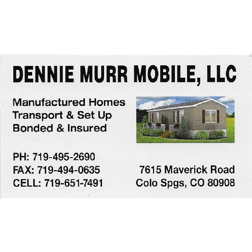 Dennie Murr Mobile LLC