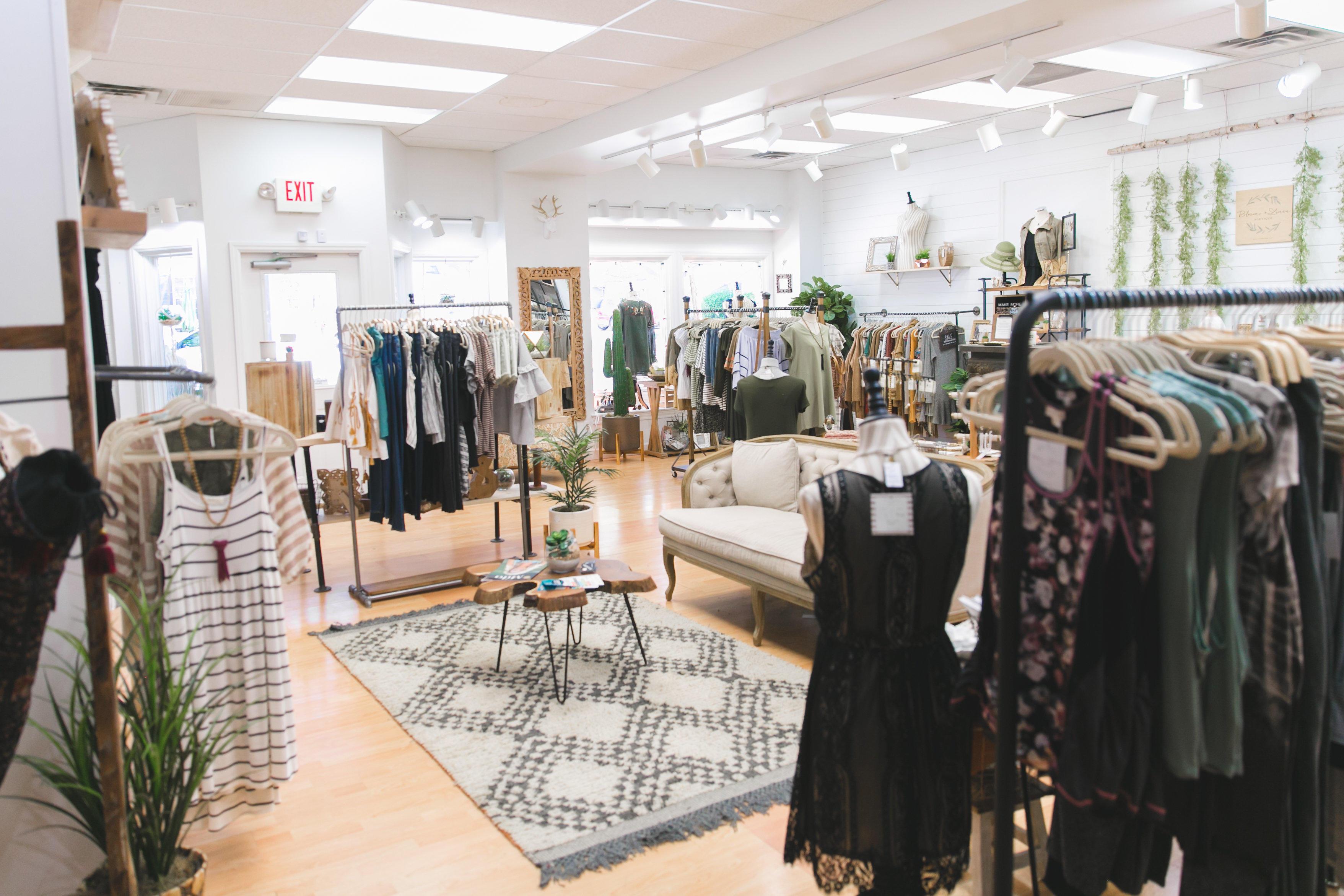 Blooms & Linen Boutique image 2