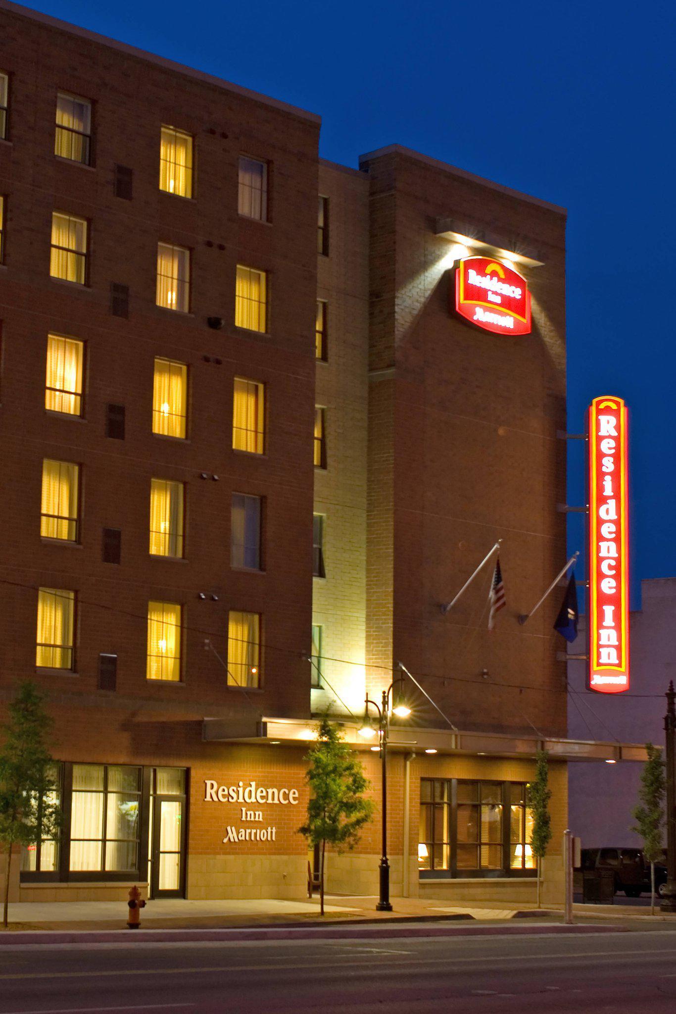 Residence Inn by Marriott Louisville Downtown