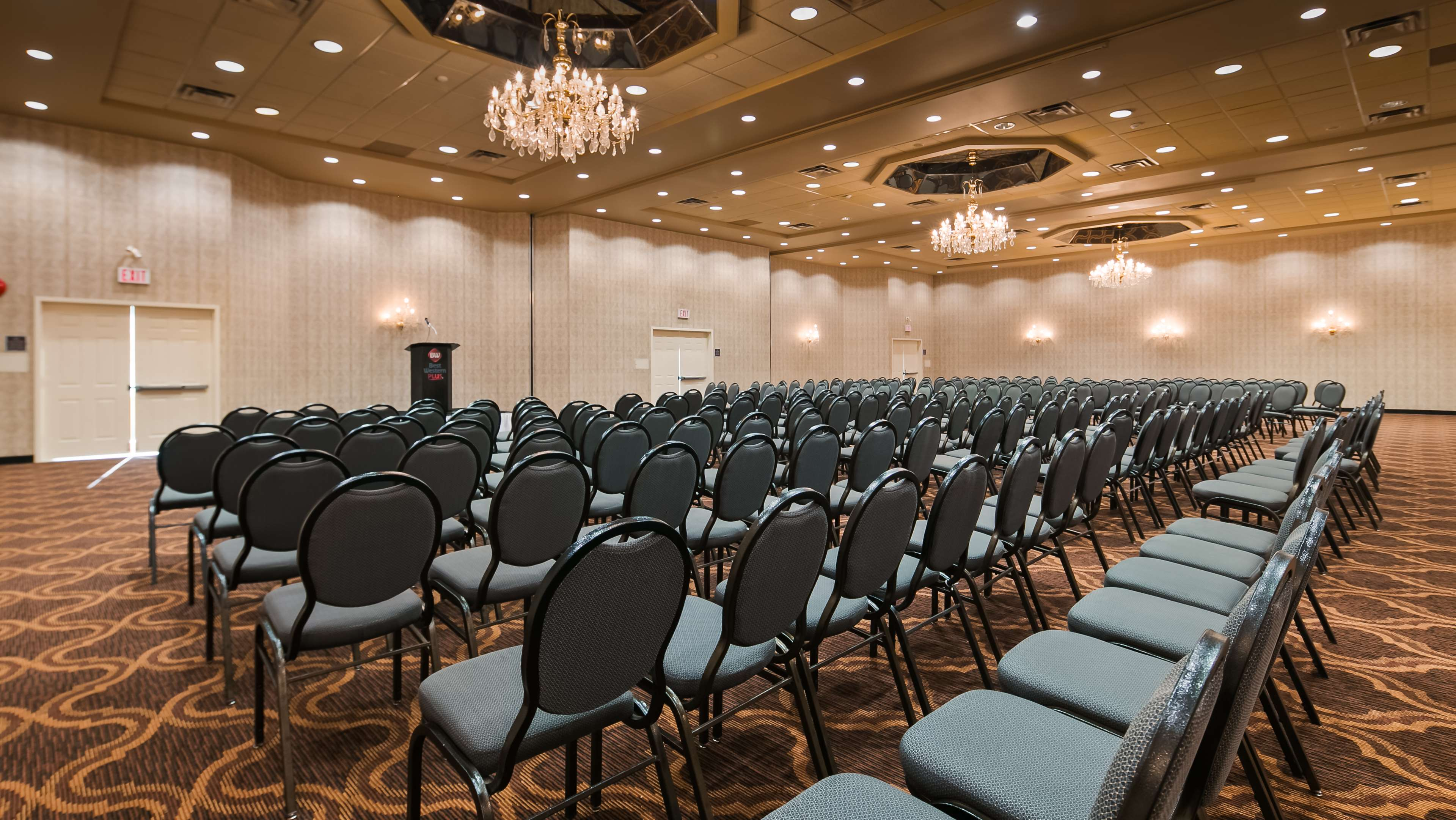 Best Western Plus Mission City Lodge in Mission: Meeting Room