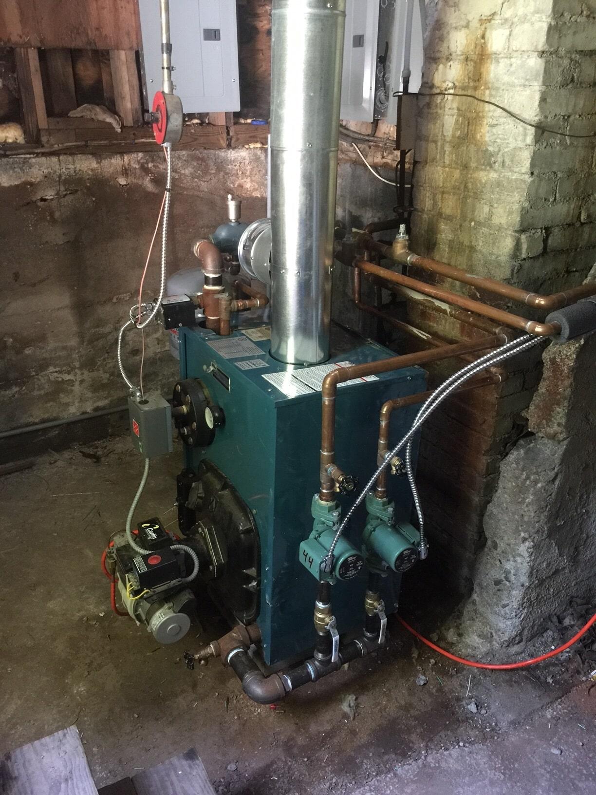 Travers Plumbing & Heating Inc image 7