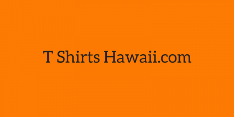 T Shirts Hawaii.com image 0