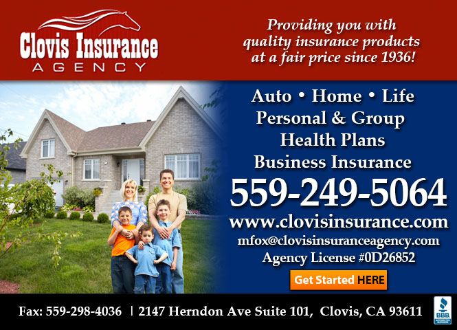 Clovis Insurance Agency, Inc. image 0