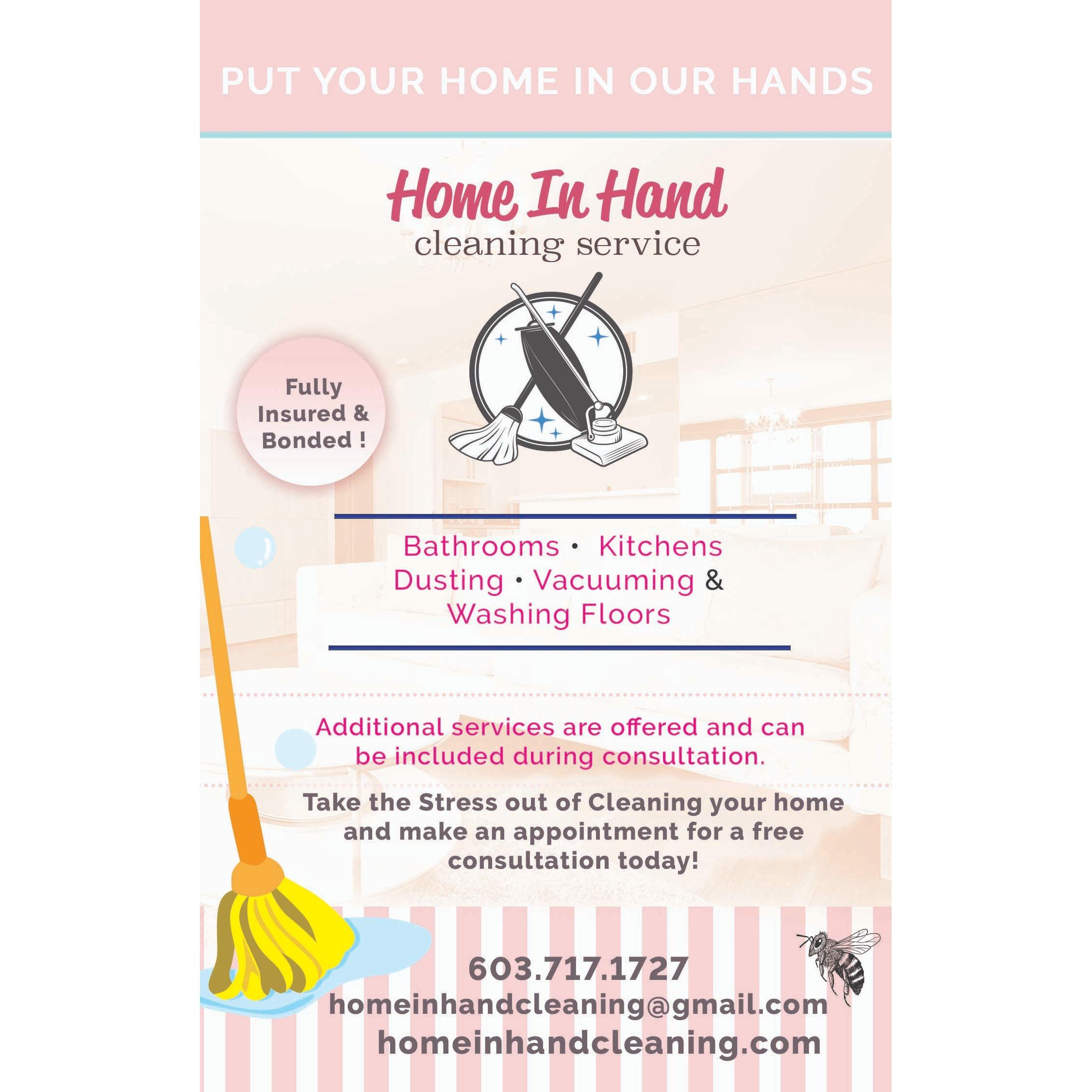 Home In Hand Cleaning Service image 3