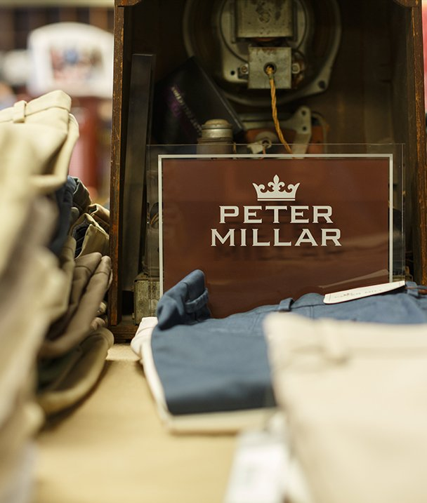 Come in and shop with us at The Locker Room!  We have men's apparel & accessories!