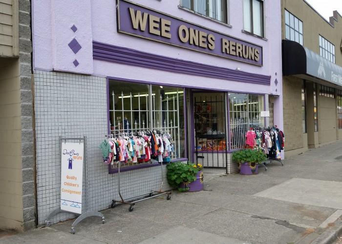 Wee Ones Reruns Ltd in Vancouver