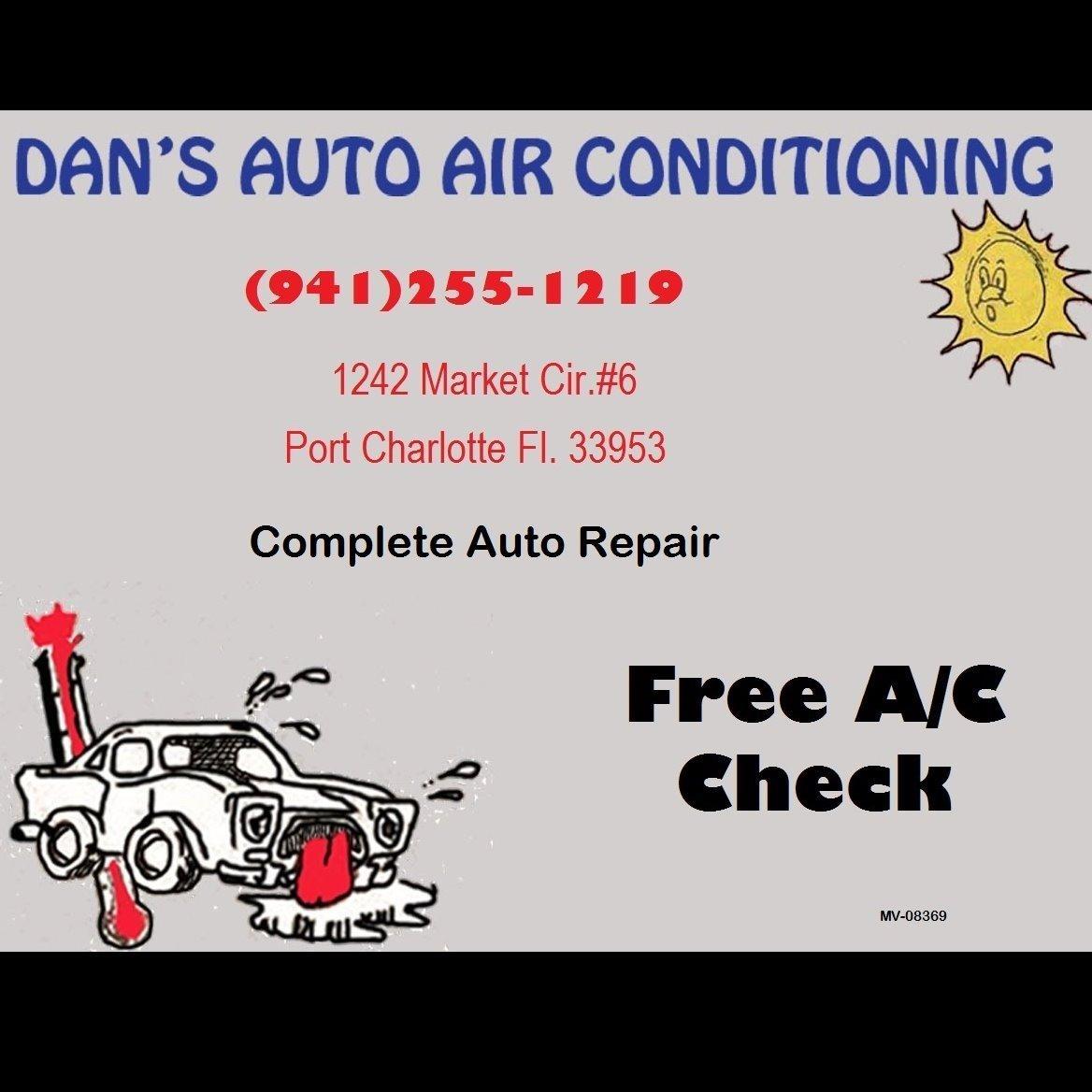 Dan's Auto & Air Conditioning