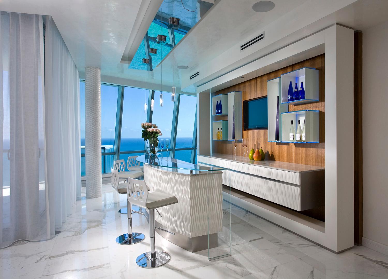 Custom Bar Design, Miami Interior Design #pfunerdesign