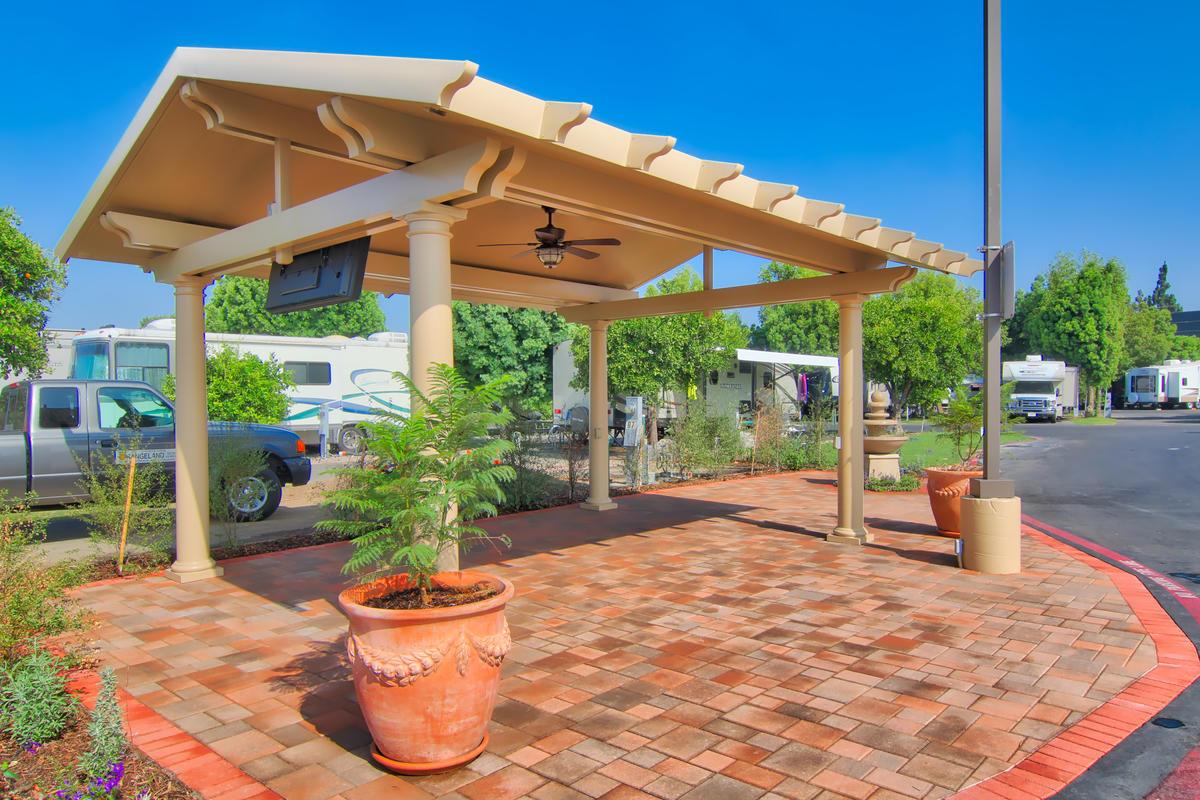 Orangeland RV Park image 2