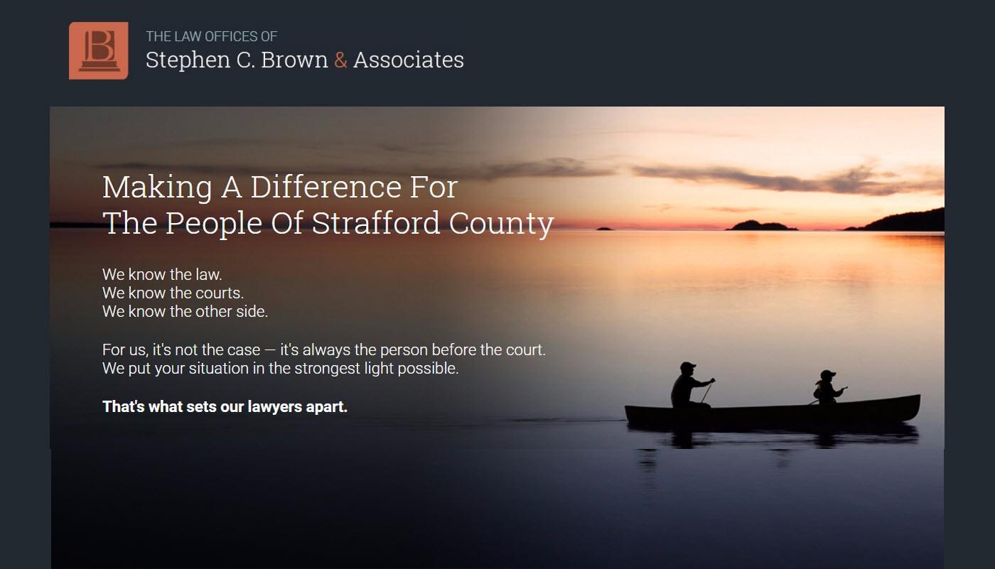 The Law Offices of Stephen C. Brown & Associates image 0