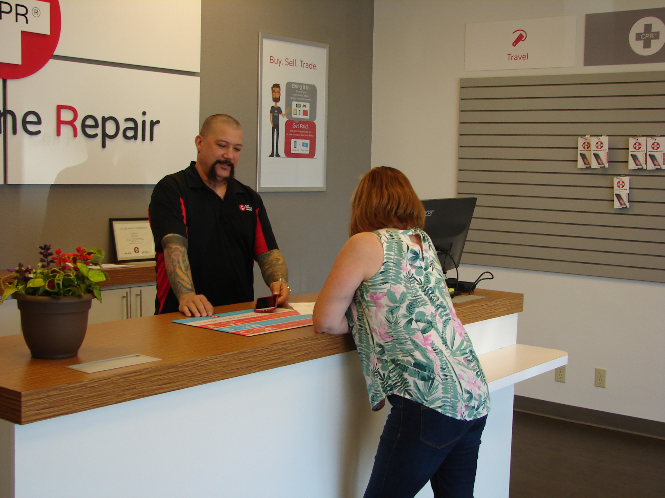 CPR Cell Phone Repair Silverdale image 1