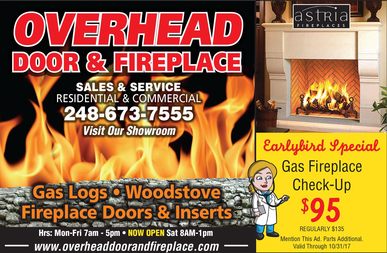 garage door u0026 fireplace tips u0026 promotions overhead door