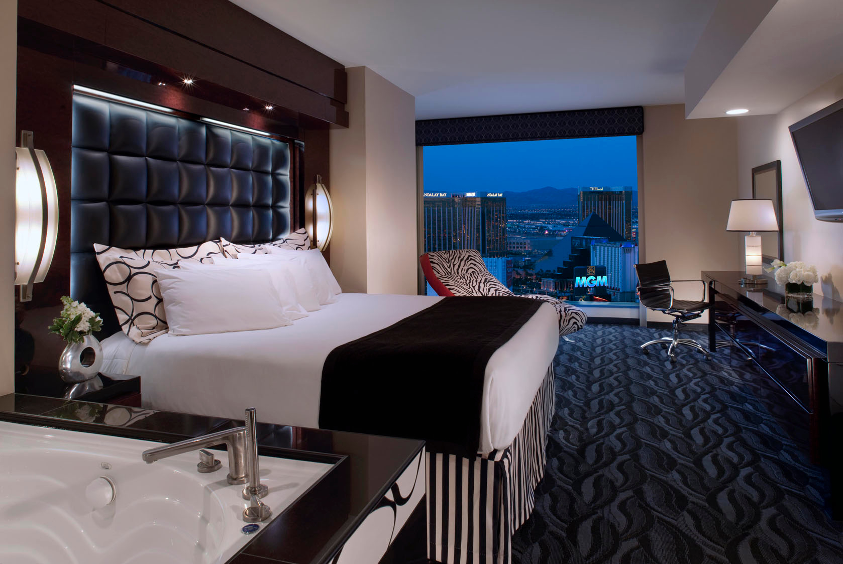 Elara by Hilton Grand Vacations 80 East Harmon Avenue Las Vegas, NV Hilton  - MapQuest