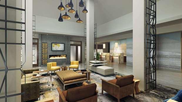 Hilton Garden Inn Lubbock In Lubbock  Tx 79407