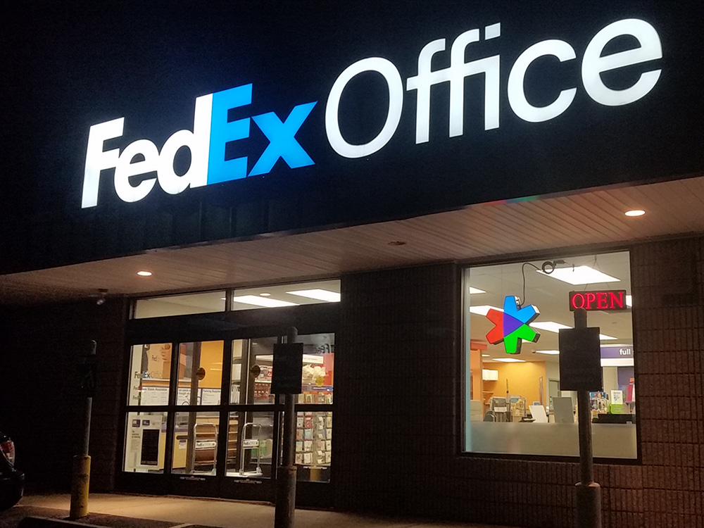 fedex office print ship center in nashua nh whitepages