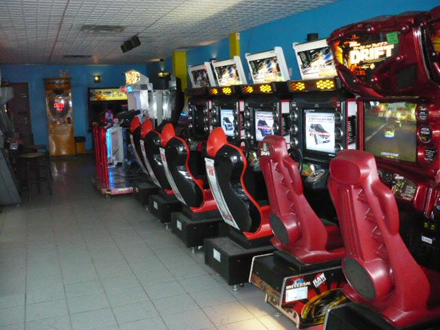 Amusements Jolin Inc. à Drummondville