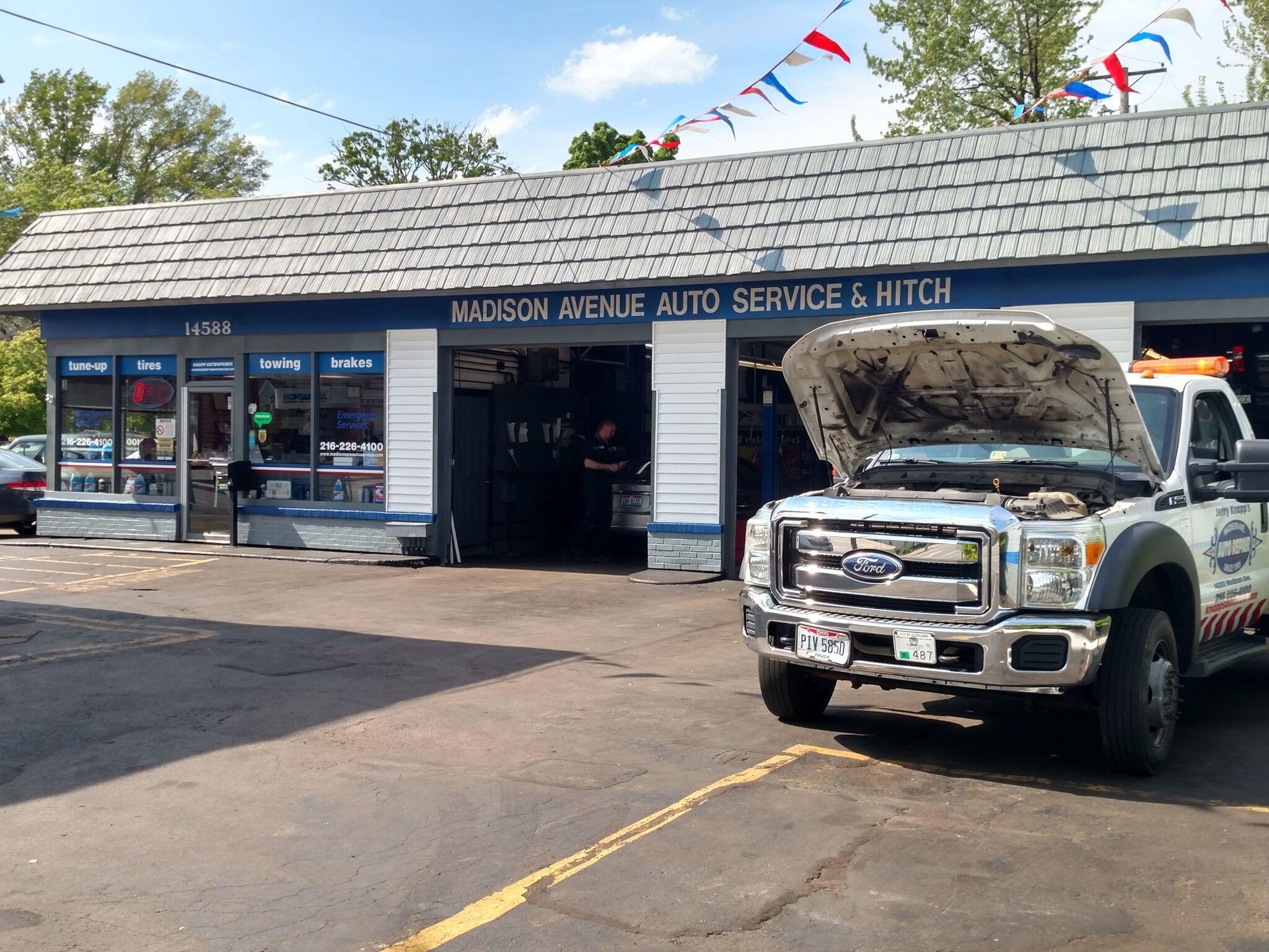Knapp's Madison Auto and Towing image 1