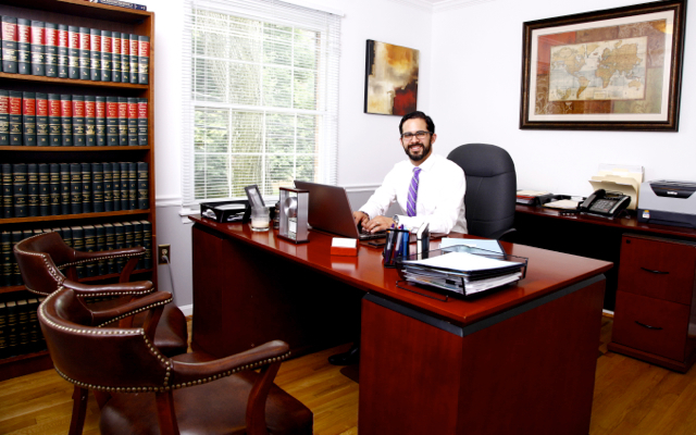 Law Offices of Nader Hasan P.C. - ad image