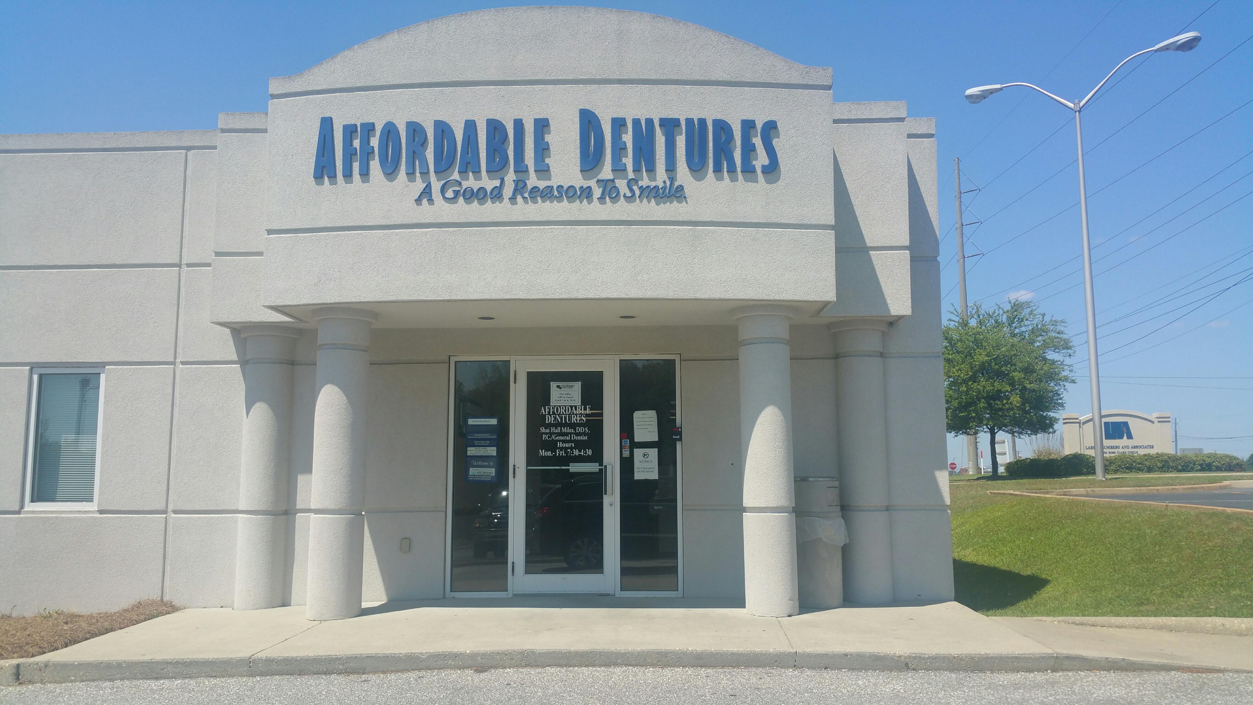 Affordable Dentures - Dothan, AL 36301 - (334) 702-0667 | ShowMeLocal.com