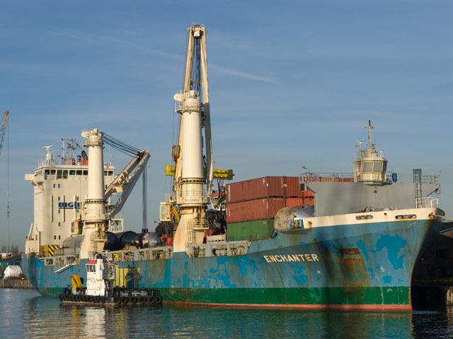 Rotterdams Havenbedrijf RHB BV Stevedoring & Warehousing
