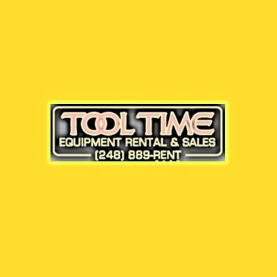 Tool Time Equipment Rentals & Sales