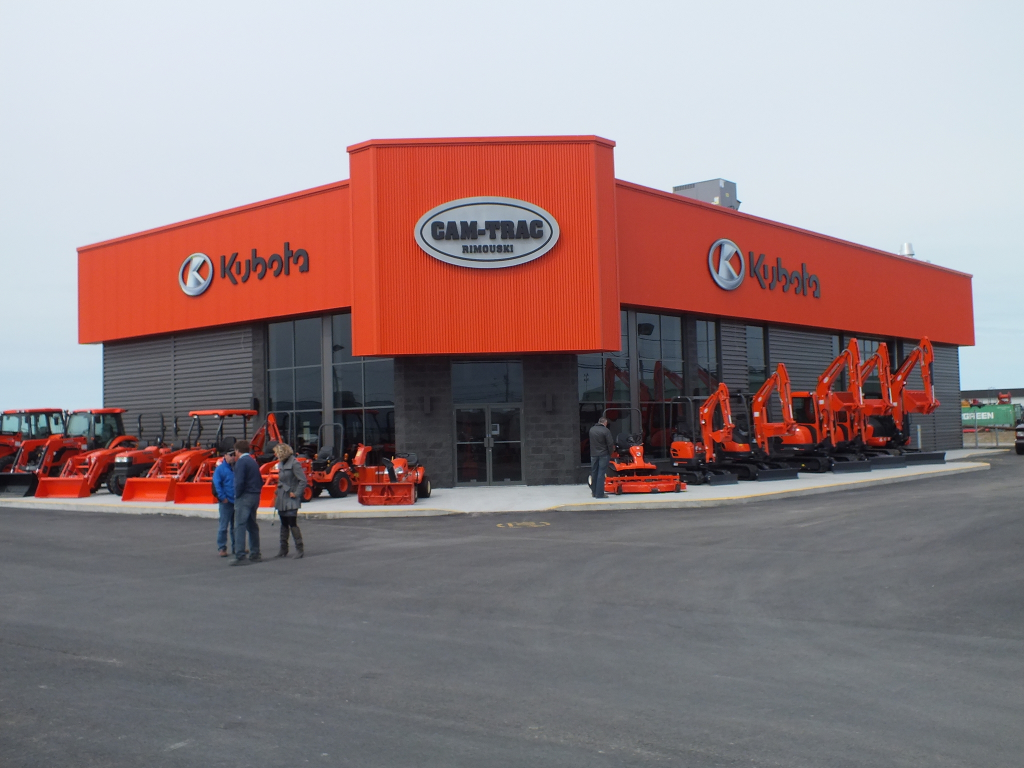 Construction Albert Inc à Rimouski