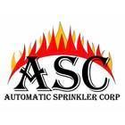 Automatic Sprinkler Corporation Logo