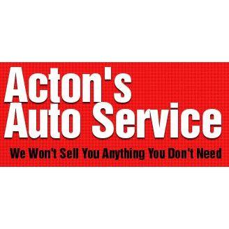 Acton's Auto Service Inc