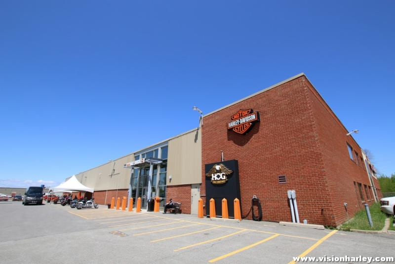 Vision Harley-Davidson in Repentigny,