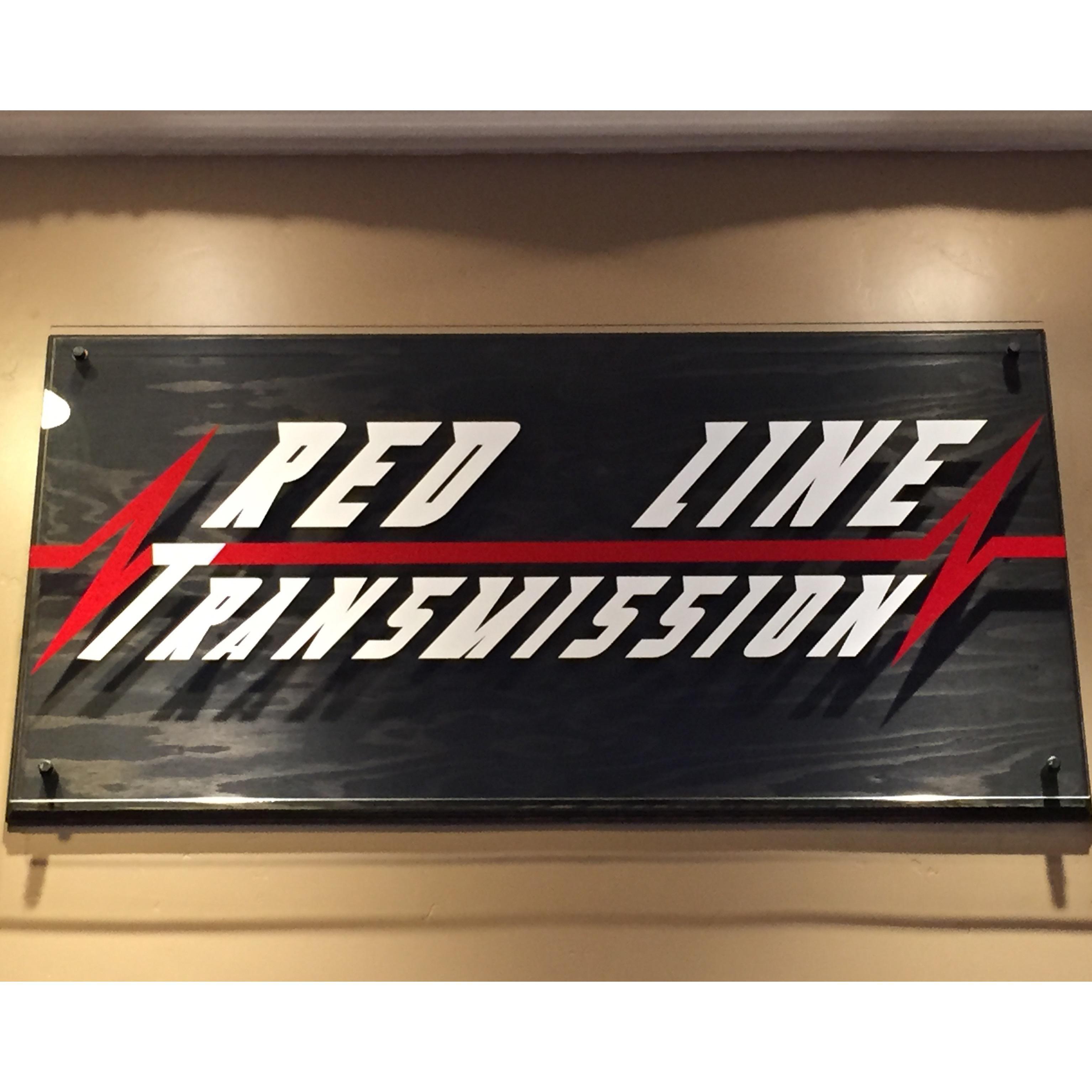 Red Line Transmission