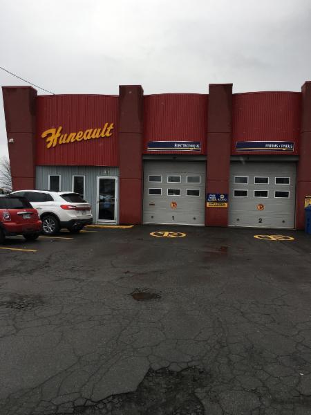 Garage Huneault à Salaberry-de-Valleyfield