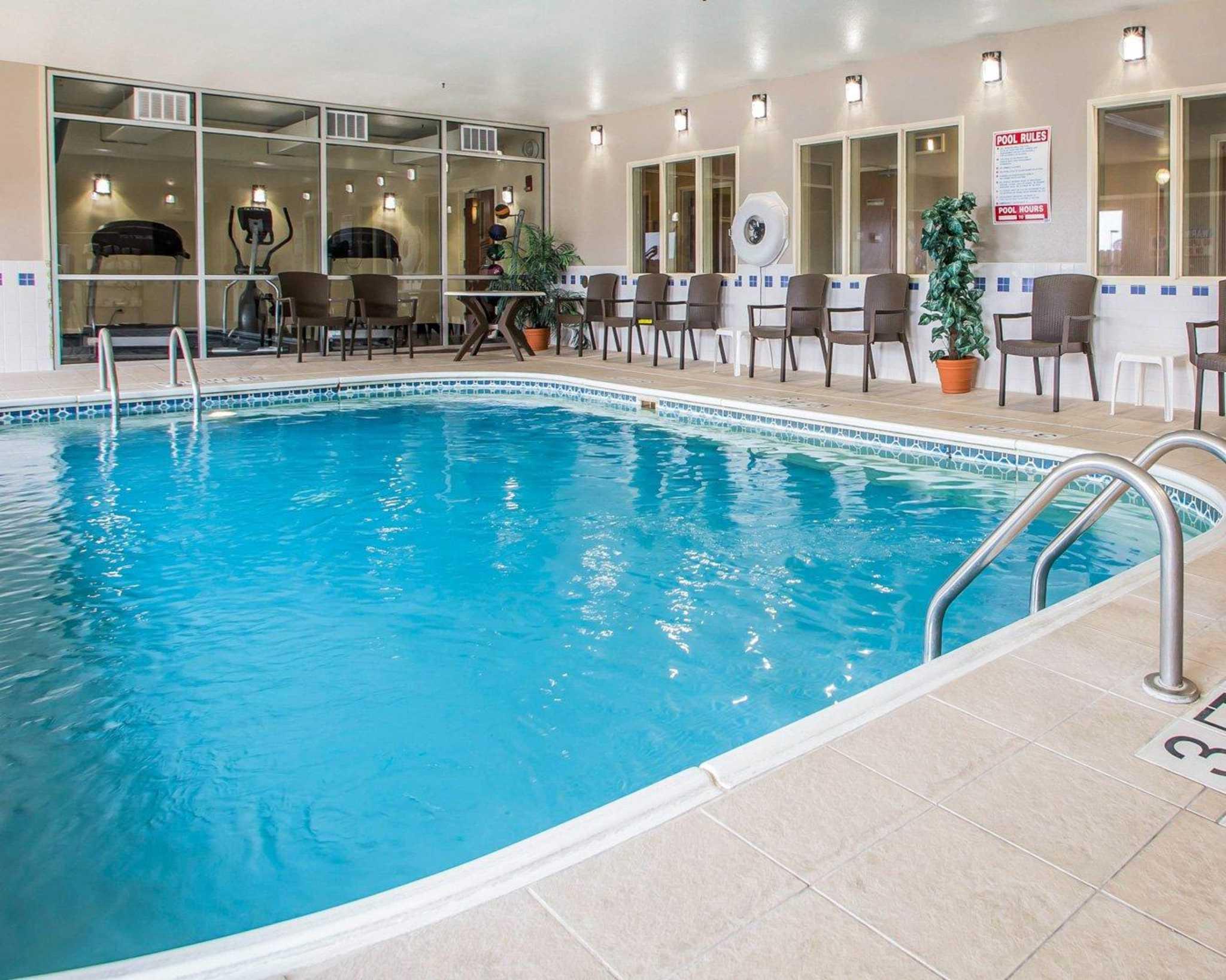 Comfort Inn & Suites Waterloo – Cedar Falls image 14
