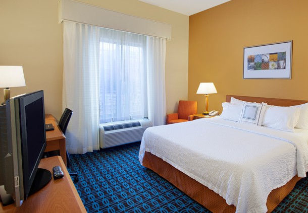 Fairfield Inn & Suites by Marriott Detroit Metro Airport Romulus image 2