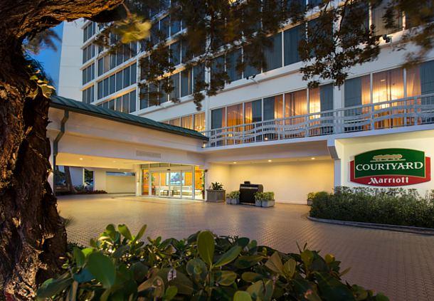 Courtyard by Marriott Fort Lauderdale Beach image 1