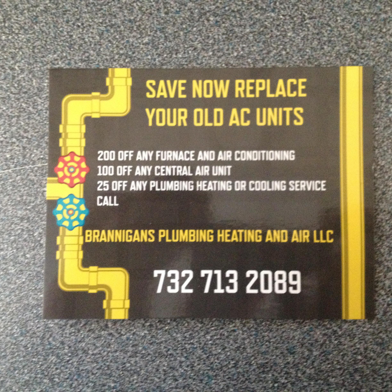 Brannigans Plumbing Heating Air LLC image 0
